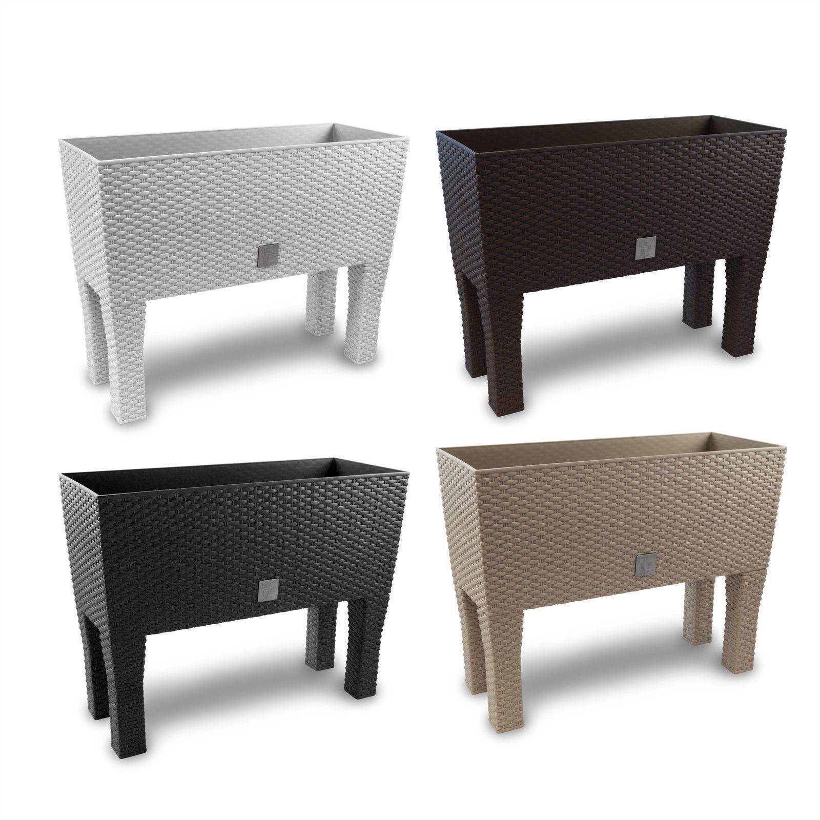 details zu blumenk bel pflanzk bel blumenkasten. Black Bedroom Furniture Sets. Home Design Ideas