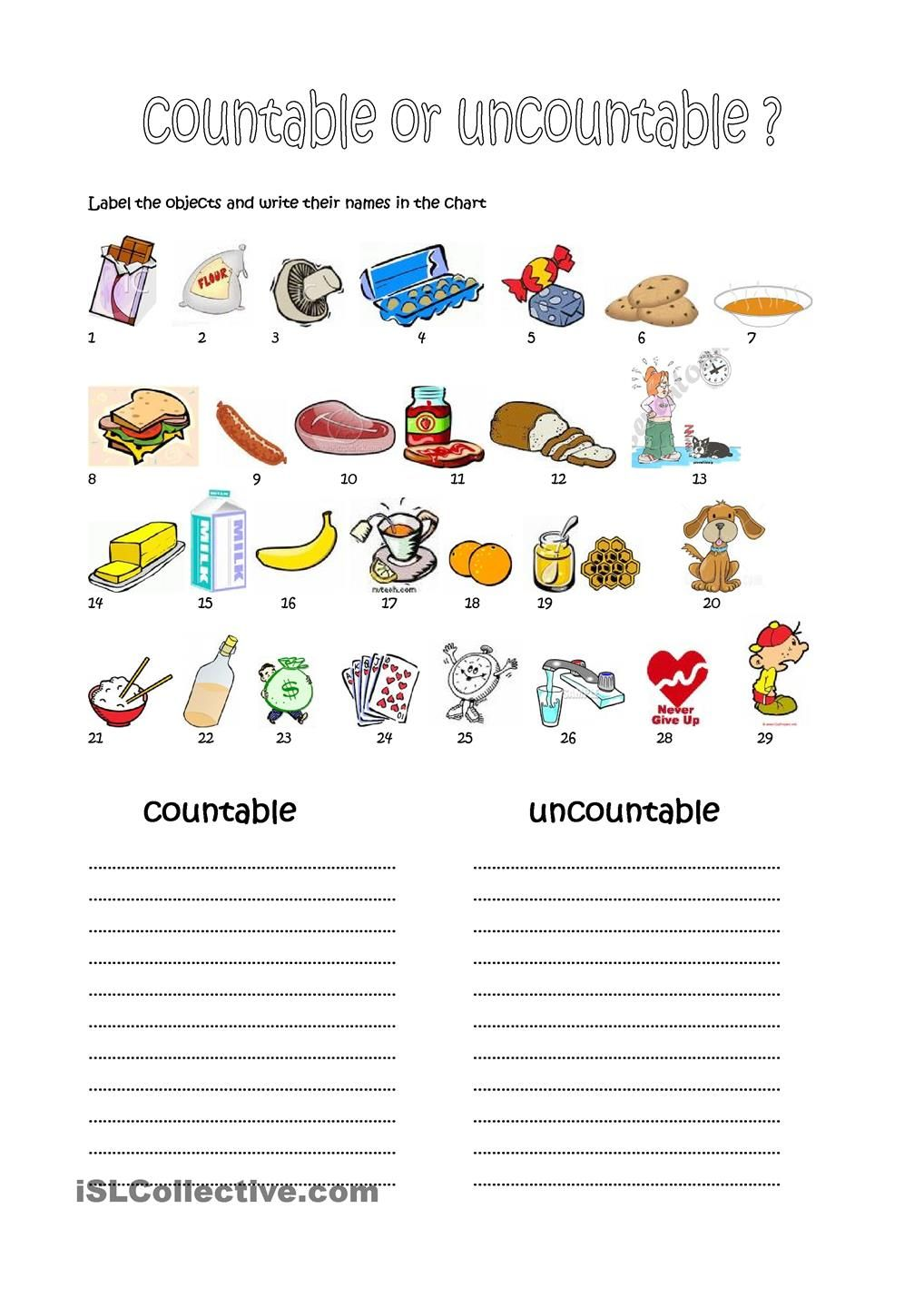 Quantifiers Words Learn Uncountable Nouns English