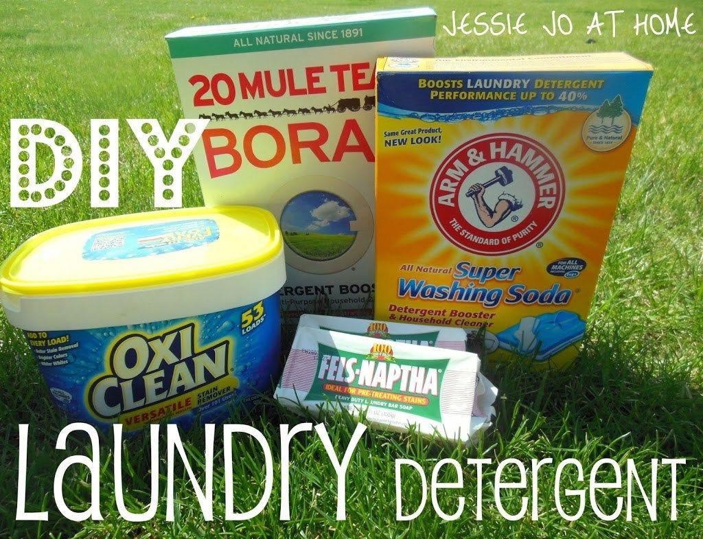 Diy Laundry Detergent Diy Laundry Detergent Laundry Detergent