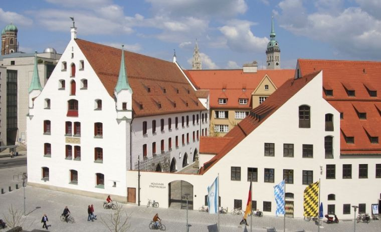 Munchner Stadtmuseum House Styles Mansions City