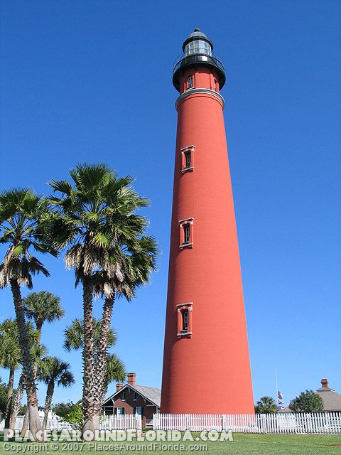 Ponce De Leon Inlet Lighthouse South