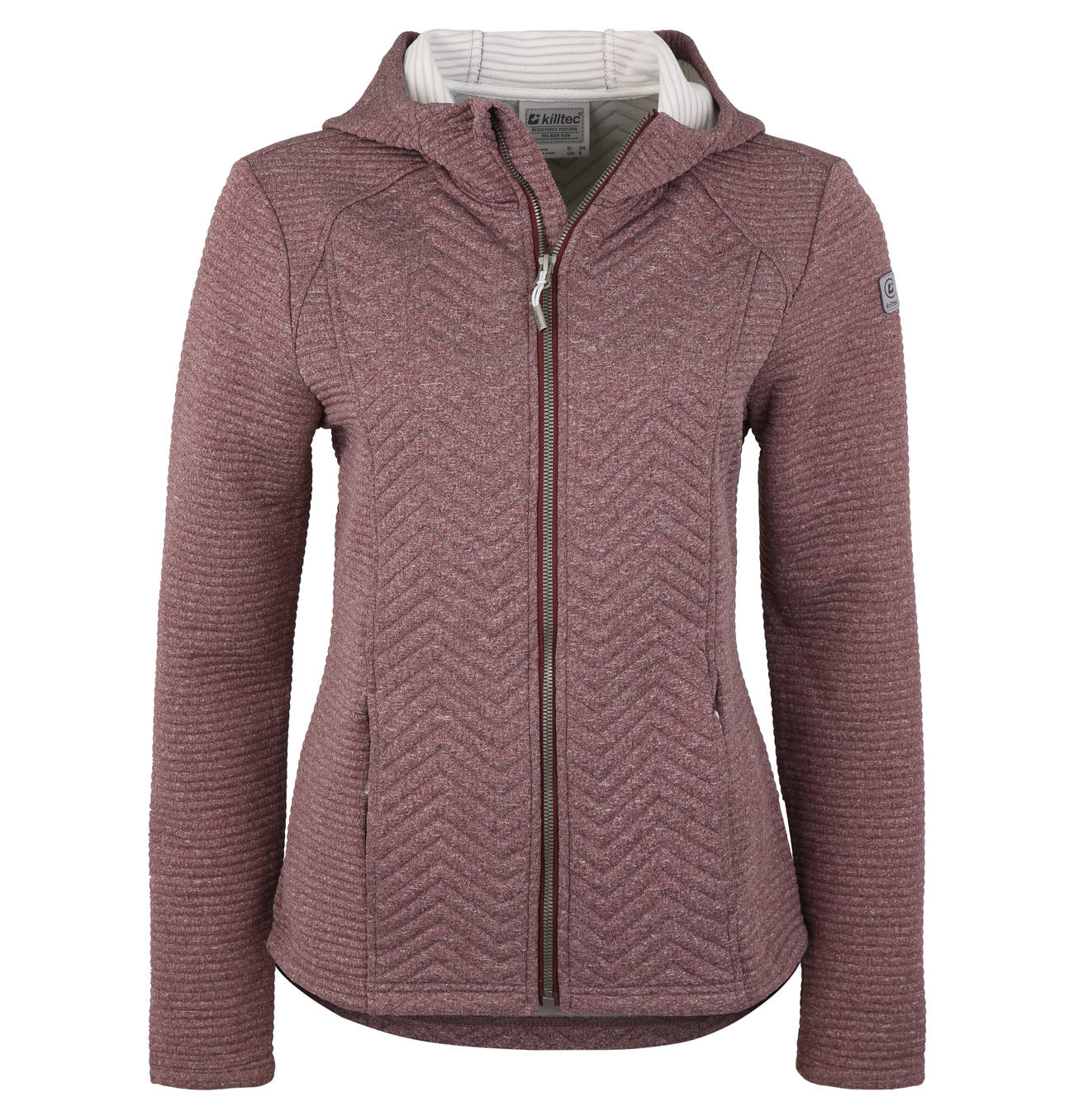 killtec sweatjacke damen