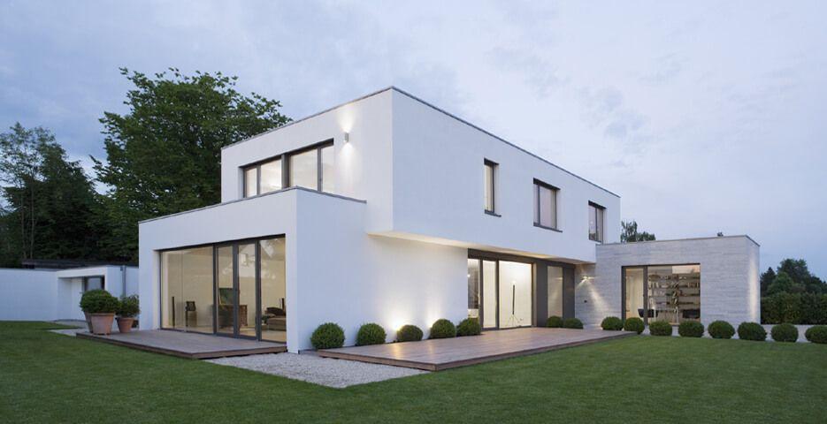 das traumhaus bauen mit fenstern von adiga fenster homes pinterest. Black Bedroom Furniture Sets. Home Design Ideas
