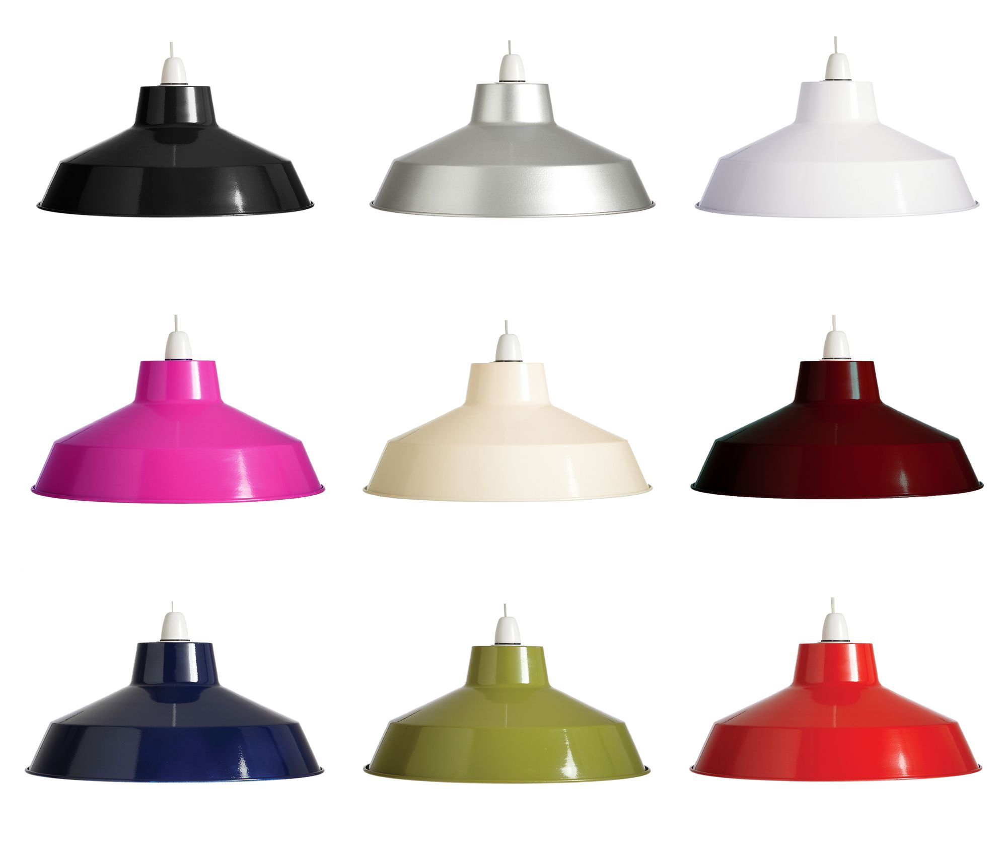 14 retro metal coolie lampshade ceiling light pendant shade fitting lampshades aloadofball Gallery