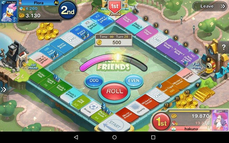 Disney Magical Dice for PC Free Download Magical