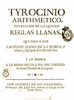 María Andrea Casamayor, una matemática adelantada a su época