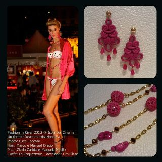 Fashion on river 2012 - LIM.GLAM jewels on outfits LA COQUETTERIE