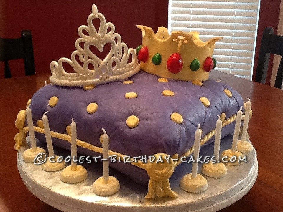 Surprising Coolest Prince And Princess Cake With Images Princess Cake Funny Birthday Cards Online Alyptdamsfinfo