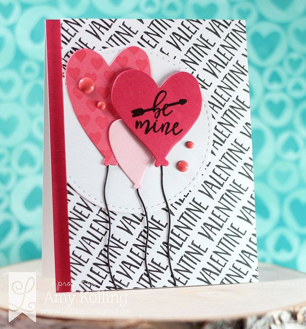 Hello We Are Into Day 3 Of The Lil Inker Designs January Release This Release Is Ful Valentines Day Cards Handmade Valentine S Day Diy Cards Handmade