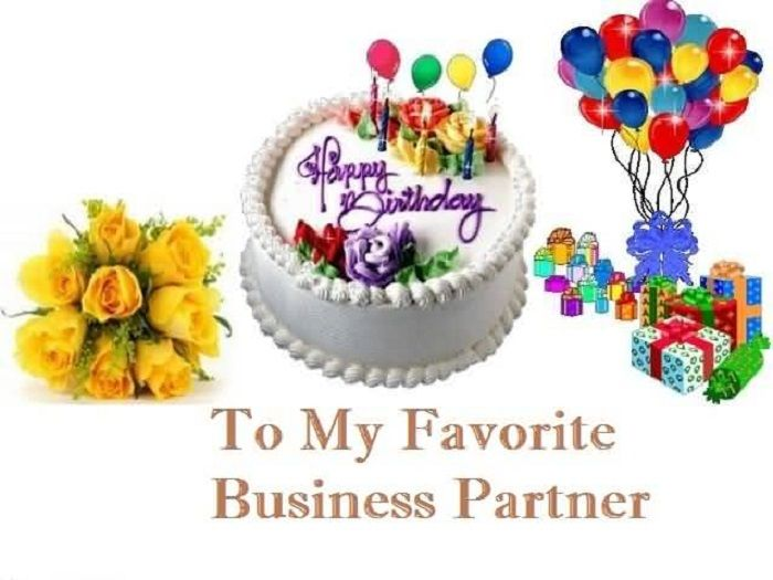 Pin by Allupdatehere on Happy Birthday Wishes For Business Partner – Business Birthday Greetings