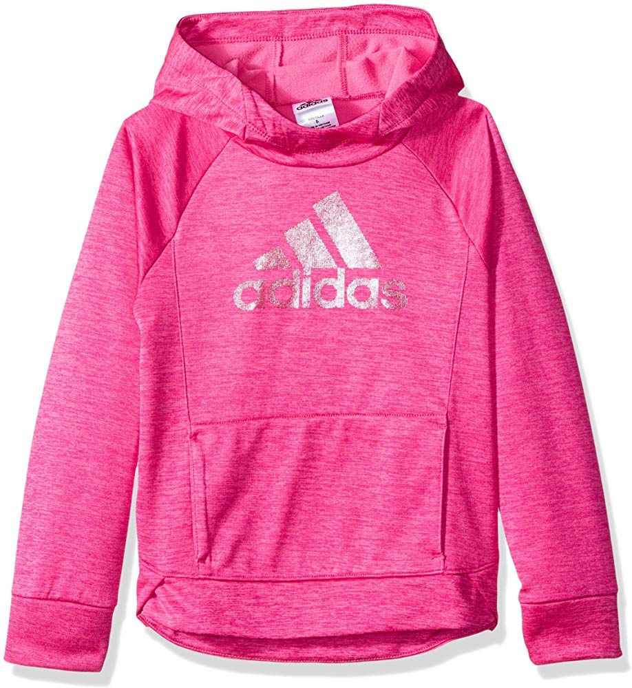 adidas Girls Pullover Sweatshirt