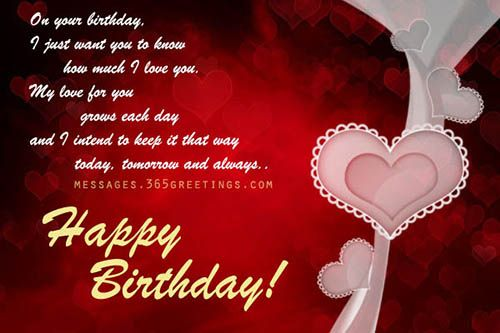 30 heart touching birthday wishes for girlfriend catds pinterest 30 heart touching birthday wishes for girlfriend m4hsunfo Image collections