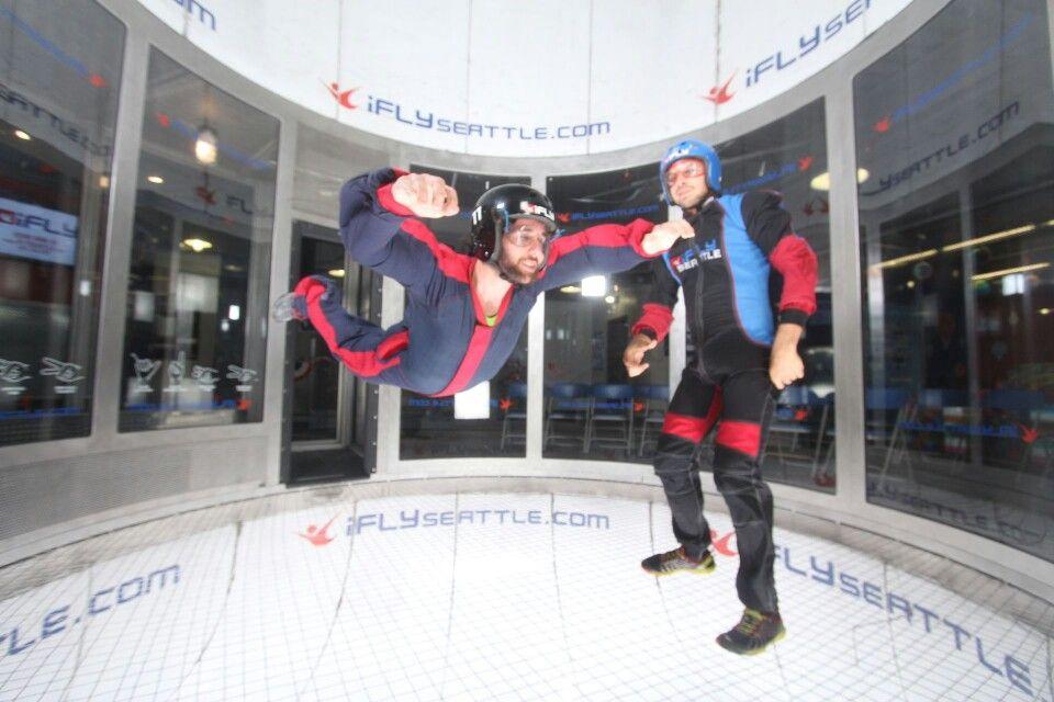 iFLY Seattle Indoor Skydiving | Seattle | Indoor skydiving