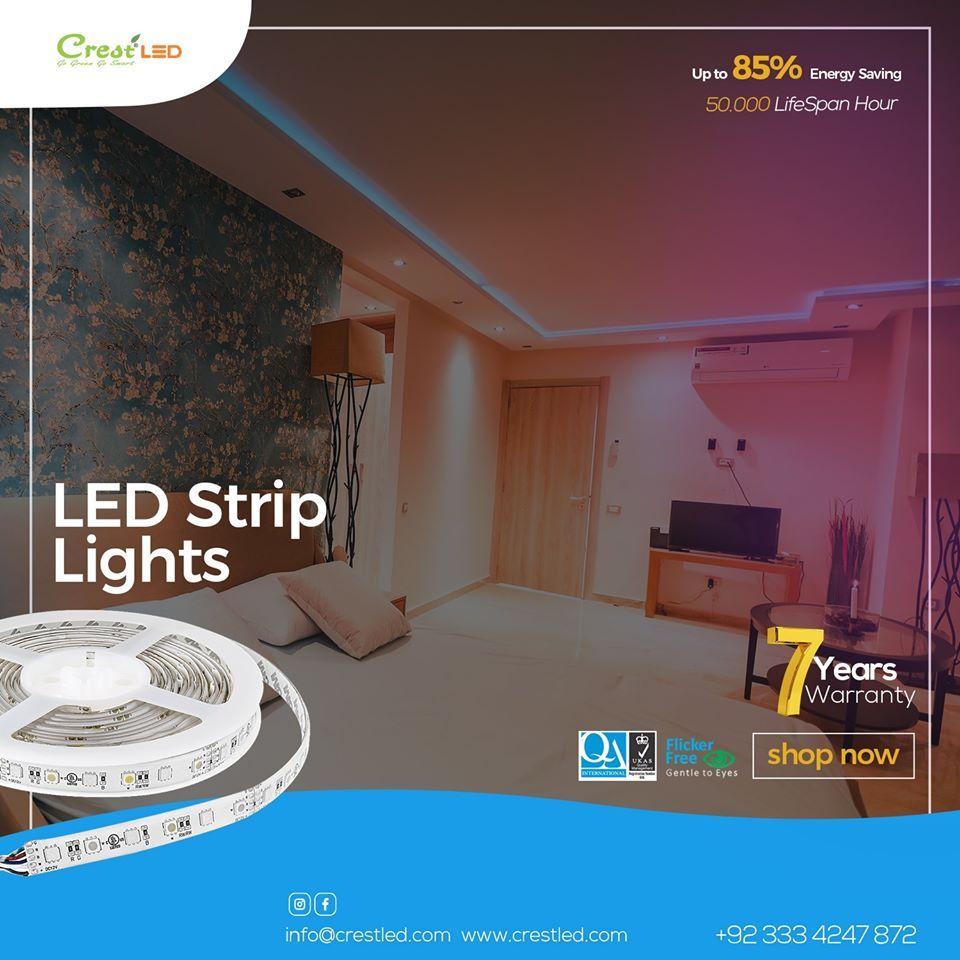 Led Strip Lights In 2020 Led Strip Lighting Strip Lighting Led Strip