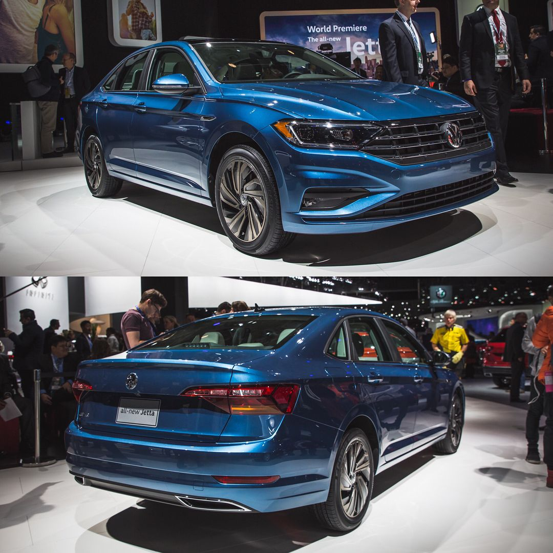 The New 2019 Volkswagen Jetta
