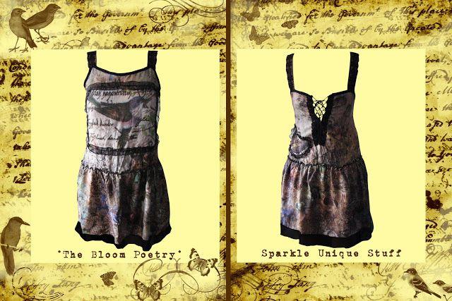 Sparkle Unique Stuff;Made by Nela Didovic & Jelena Didovic.