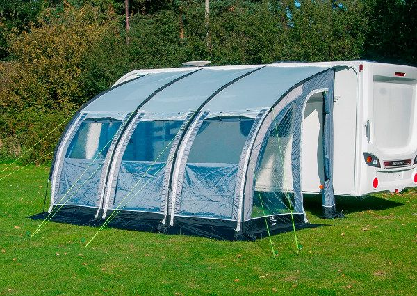 Sunncamp Ultima Classic 390 2015 Travel Trailer Camping Caravan Awnings Porch Awning