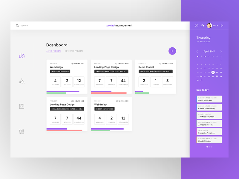 Ui projects for beginners