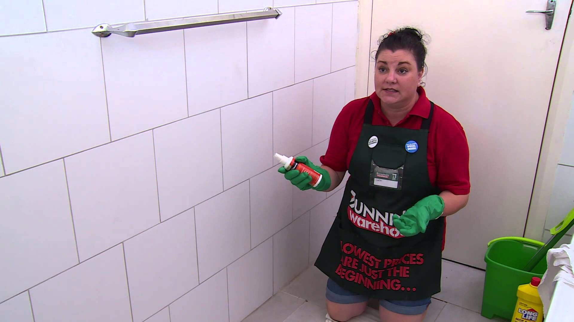 How To Clean Grout DIY At Bunnings YouTube Grout