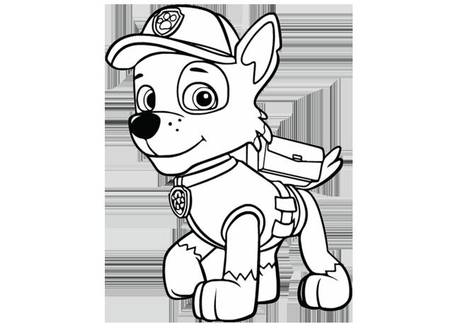 PAW Patrol - Rocky | Create | Nick Jr | For The Kids | Pinterest ...