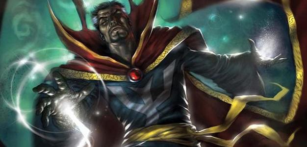Dr Estranho Marvel Comics