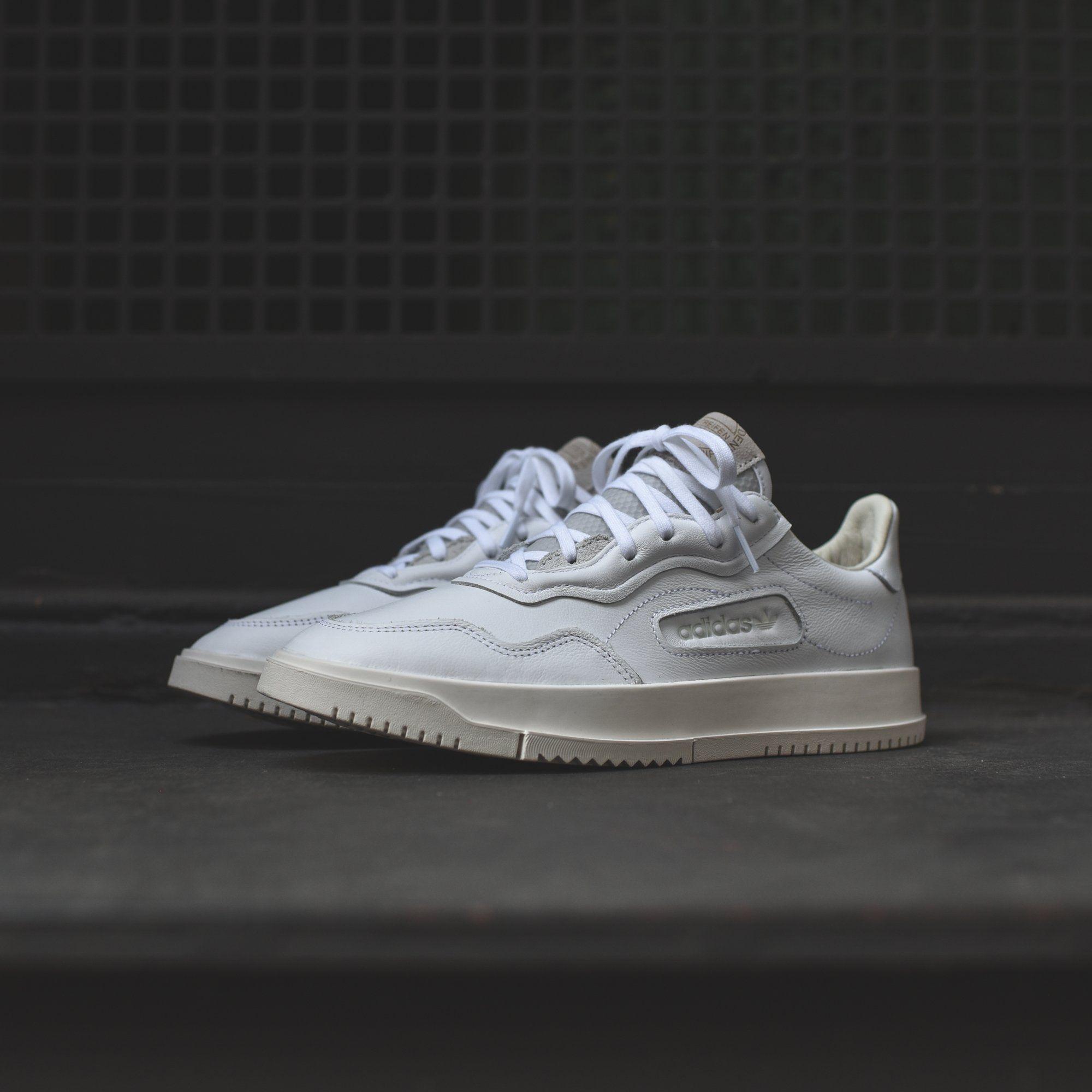 adidas Originals Supercourt White Crystal White Chalk