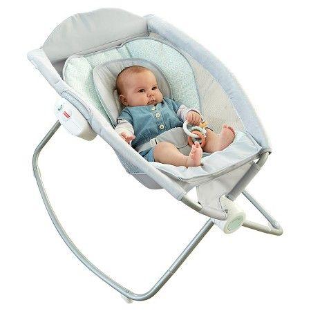 Fisher price deluxe newborn rock n play sleeper target