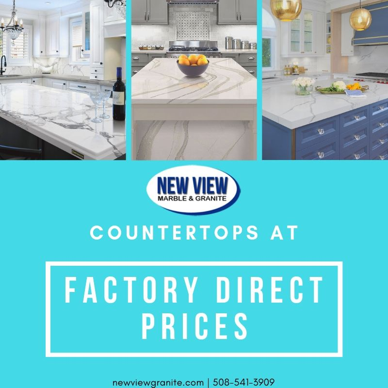At New View Granite We Offer Countertops At Factory Direct Prices