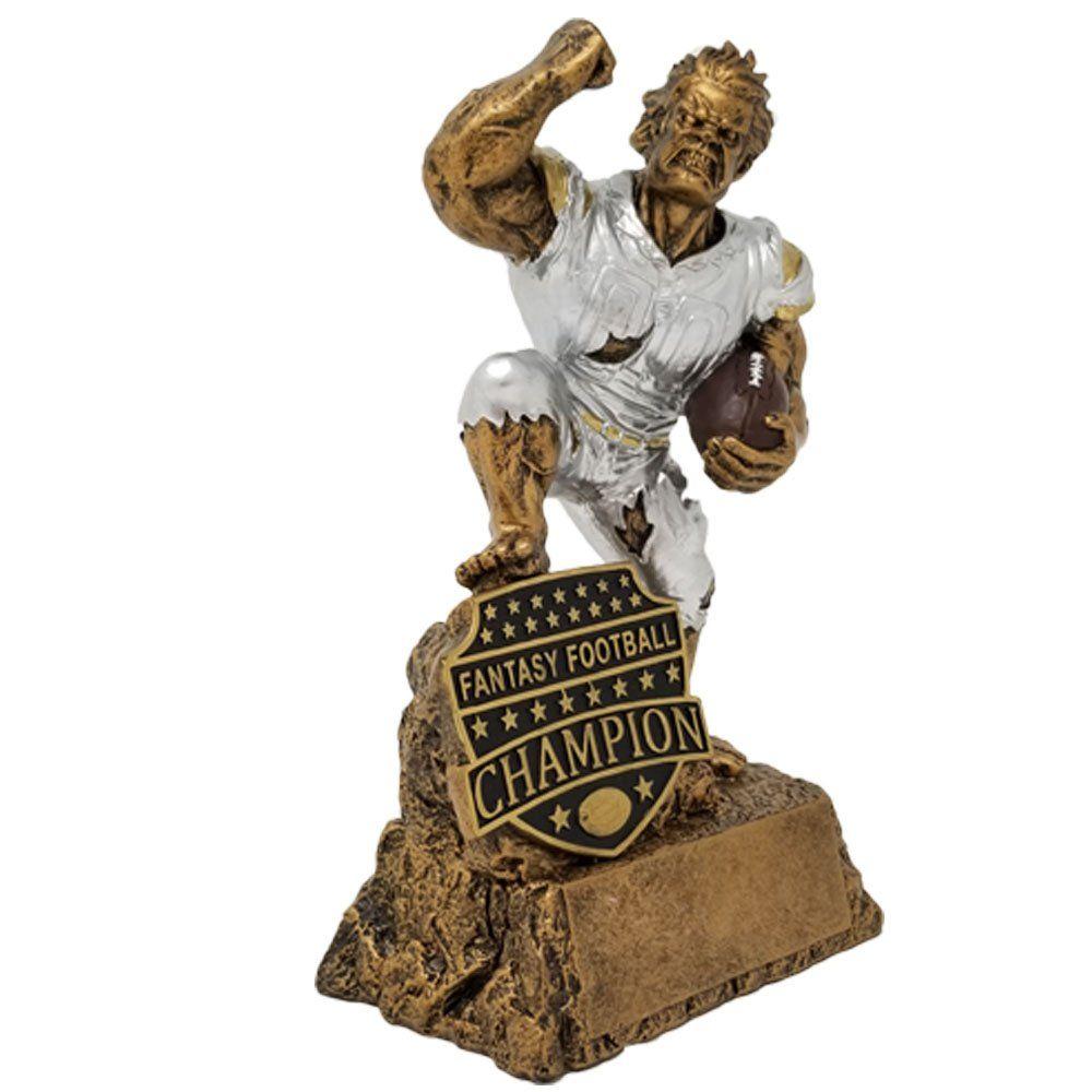 Decade awards fantasy football league champion monster