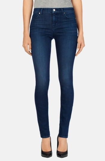 47e942a36329 J Brand  620  Mid Rise Skinny Jeans (Fix) at Nordstrom.com. Slight  whiskering and a gentle fade through the knees style classic blue jeans cut  in a ...