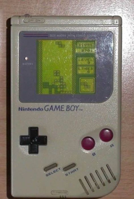 Tetris - Rule 34