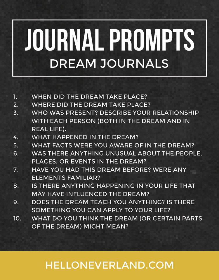 Best 25 Dream Journal Ideas On Pinterest Bullet Journal