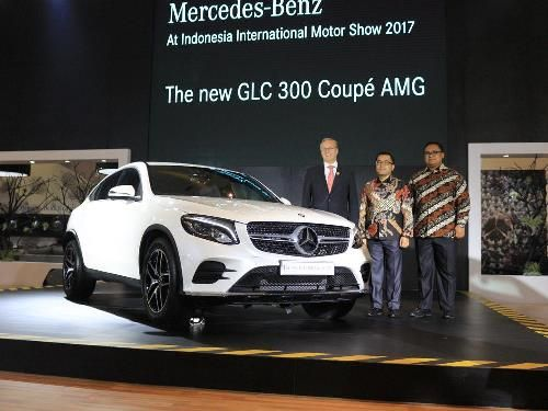 Mercedes Benz New Amg Glc 300 Coupe Mercedes Coupe