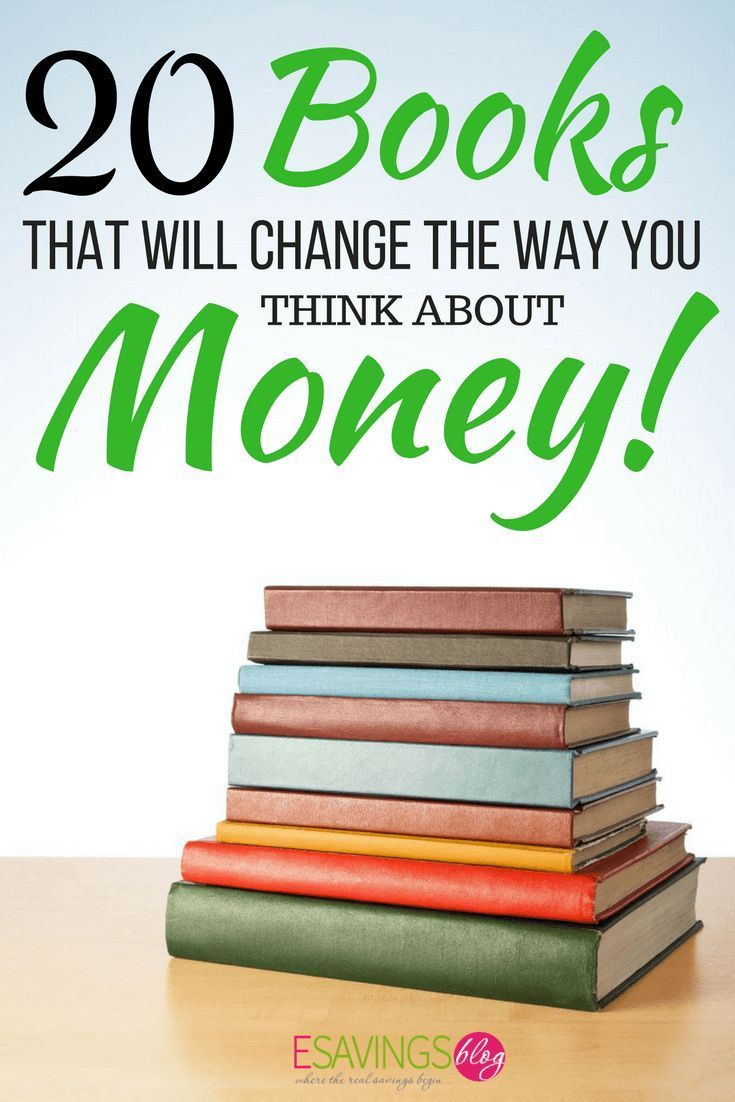 20 Books About Money