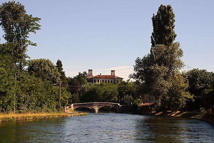 Ponte a castelletto cuggiono cuggiono pinterest villas - Castelletto sul ticino ...