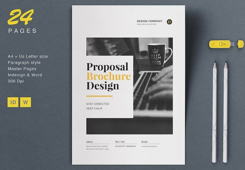 35 Business Proposal Template Word Docs Download Word Template
