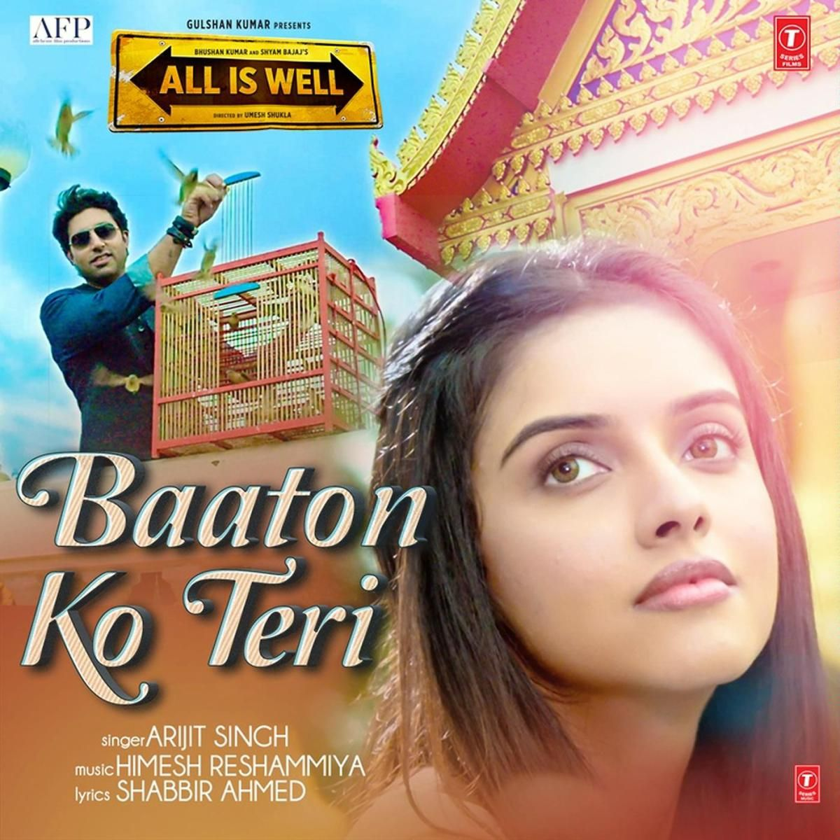 baaton ko teri hd video song free download