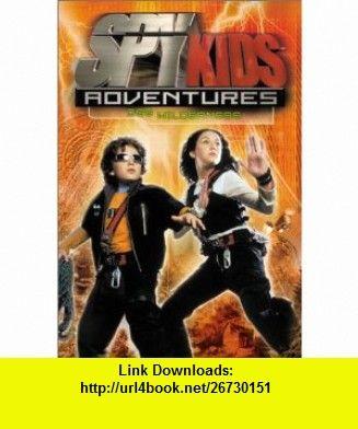 Spy Kids Adventures Oss Wilderness Book 4 9780786817184