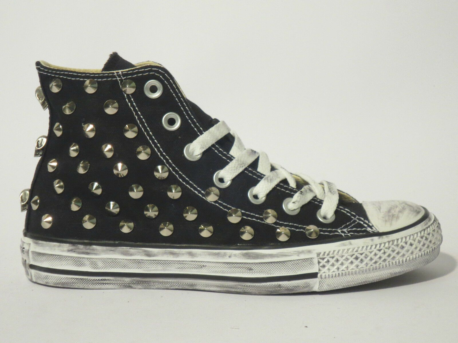 converse all star uomo nero