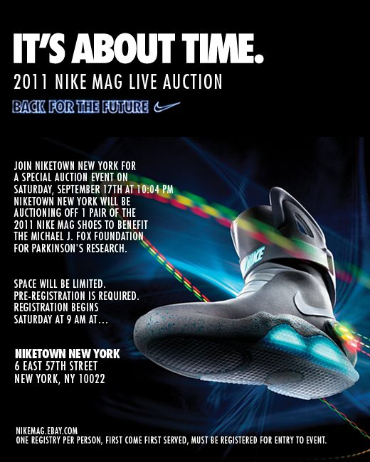 Nike Mag 2011 Back To The Future Mcfly Shoes Jpeg 520 650 Nike Mag Mcfly Back To The Future