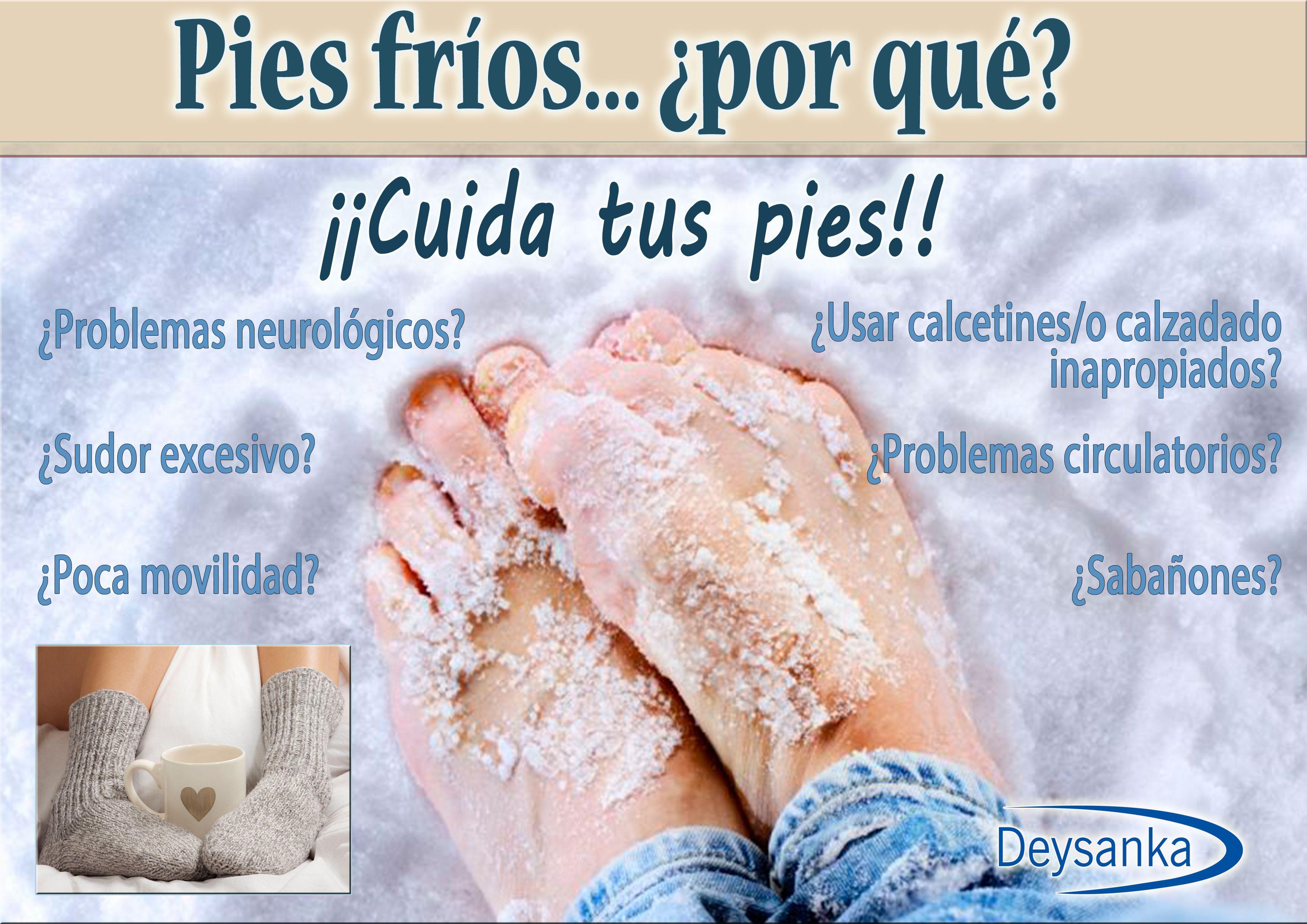 Cuida Tus Pies Frios Invierno Pies Frios Pies Calcetines