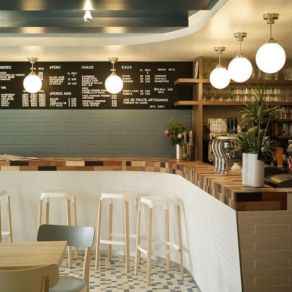 Kaper Design Restaurant Hospitality Inspiration Kiosk