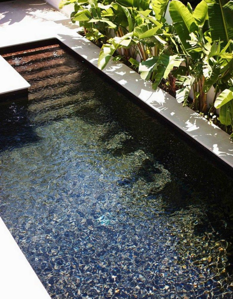 piscinas originales | Garten | Pinterest | Mini pool, Small pools ...