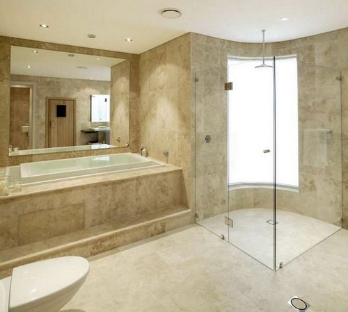 Natural Beauty Travertine Tiles Bring The Warm Elegance To Your