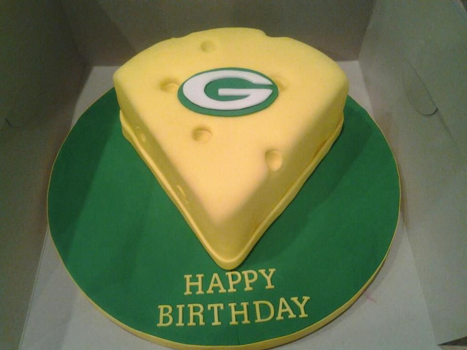 Green Bay Packers Cake Green Bay Packers Cake Packers Cake Party Cakes