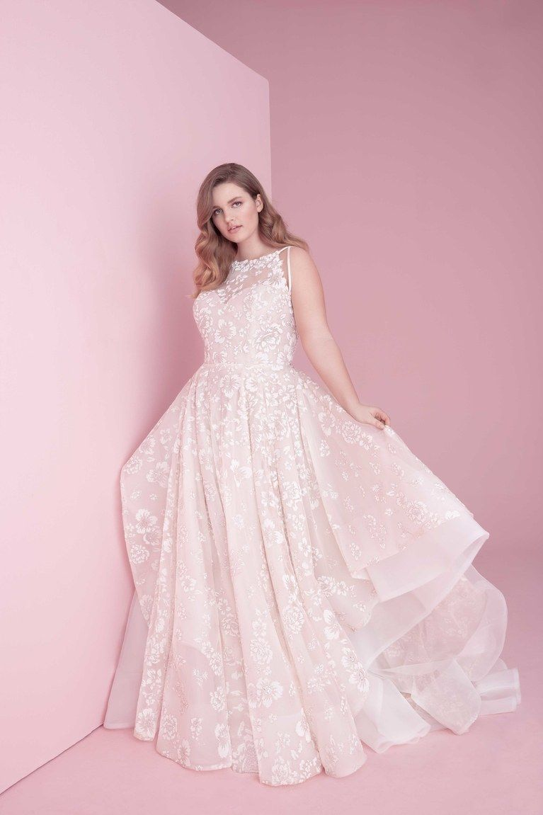 Blush by Hayley Paige Bridal Spring 2019 | Wedding dress and ...