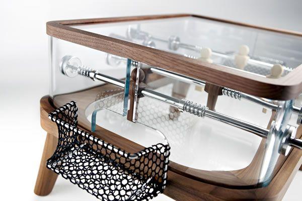 Trecool  Tecnología  Música  Misceláneas  Lifestyle  Entretenimientos  Diseño  Arte  Intervallo Football :: futbolín y mesa de café