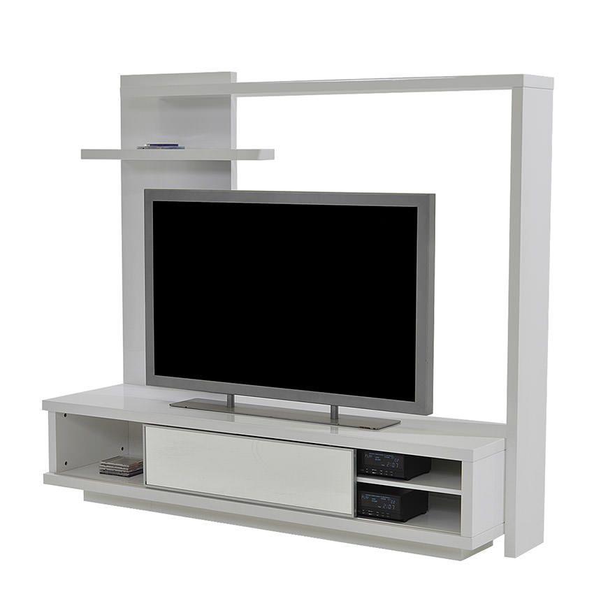 Cielo White 82'' Plasma TV Unit   Wall unit, Tv unit, The unit Plasma Unit Design