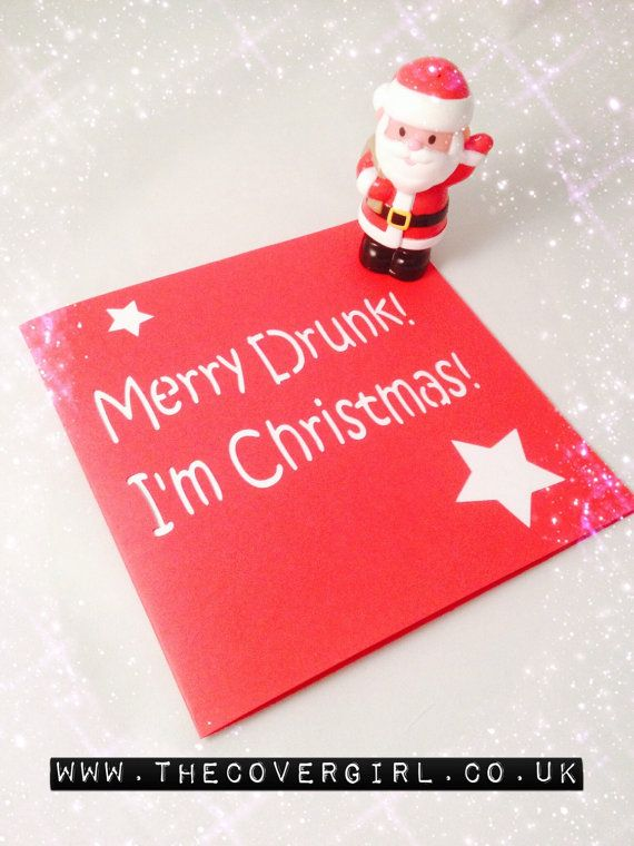 Cheers To Christmas By Syd AitkenBallard On Etsy  Favorite Etsy