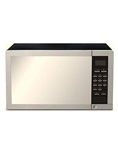 Sharp R77 220v Stainless Steel Microwave Oven With Grill 34 L Stainless Steel Click On The Imag Stainless Steel Microwave Microwave Oven Microwave